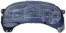 Chevy speedometer problems